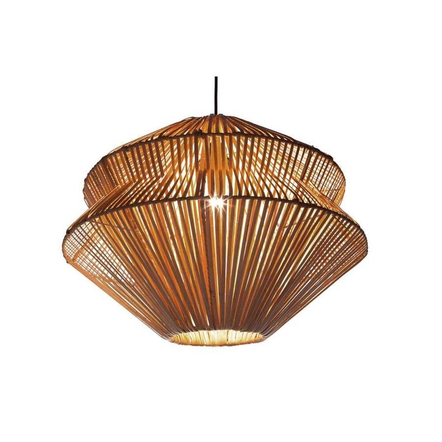 Hanglamp Rattan Laut - Naturel
