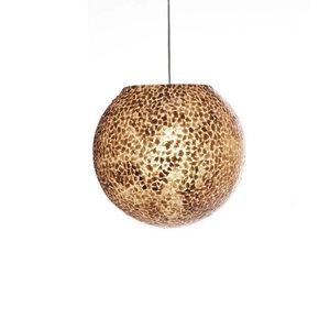 VillaFlor Hanglamp Wangi Gold Bol Ø 40 cm