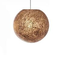 Hanglamp Wangi Gold Bol Ø 50 cm