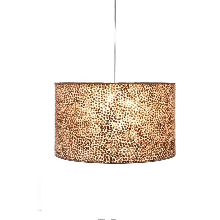 Hanglamp Wangi Gold Cilinder Ø 55 cm