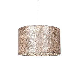 VillaFlor Hanglamp Wangi Gold Cilinder Ø 55 cm