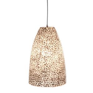 VillaFlor Hanglamp Wangi White Bell Small