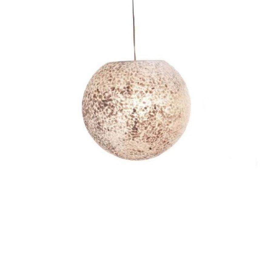 Hanglamp Wangi White Bol Ø 40 cm
