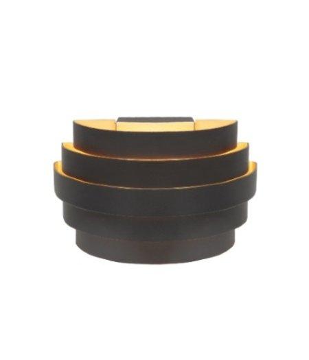 Scudo L 20 cm - Zwart