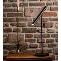 Dimbare tafellamp Harper met geïntegreerde LED