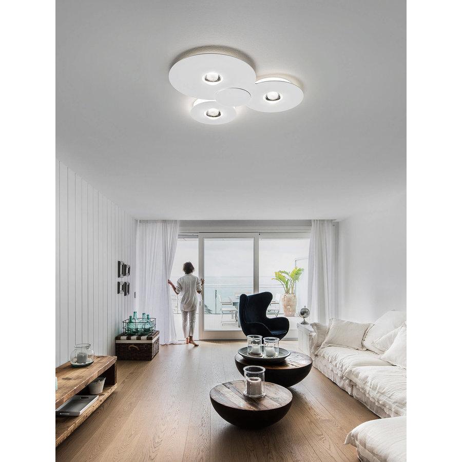 Dimbare plafondlamp Bugia Mega met geïntegreerd LED