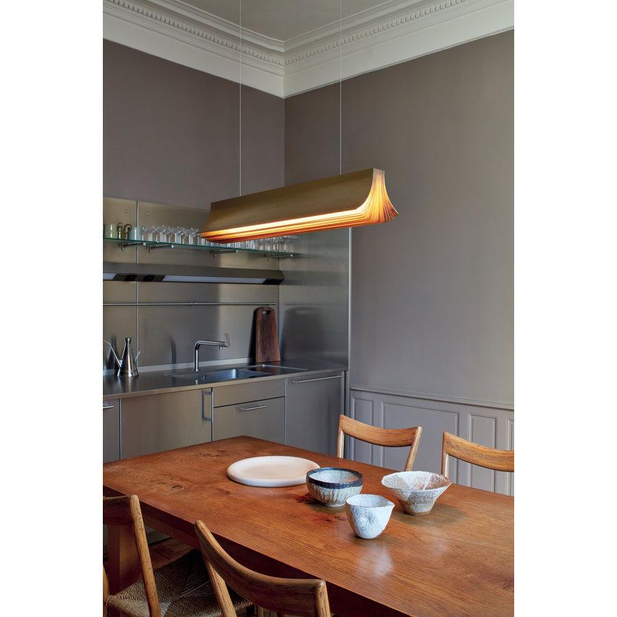 Dimbare hanglamp Respiro 1200 met geïntegreerde LED