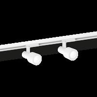 Kantelbare en draaibare 1 phase railspot Sara on track 1.0