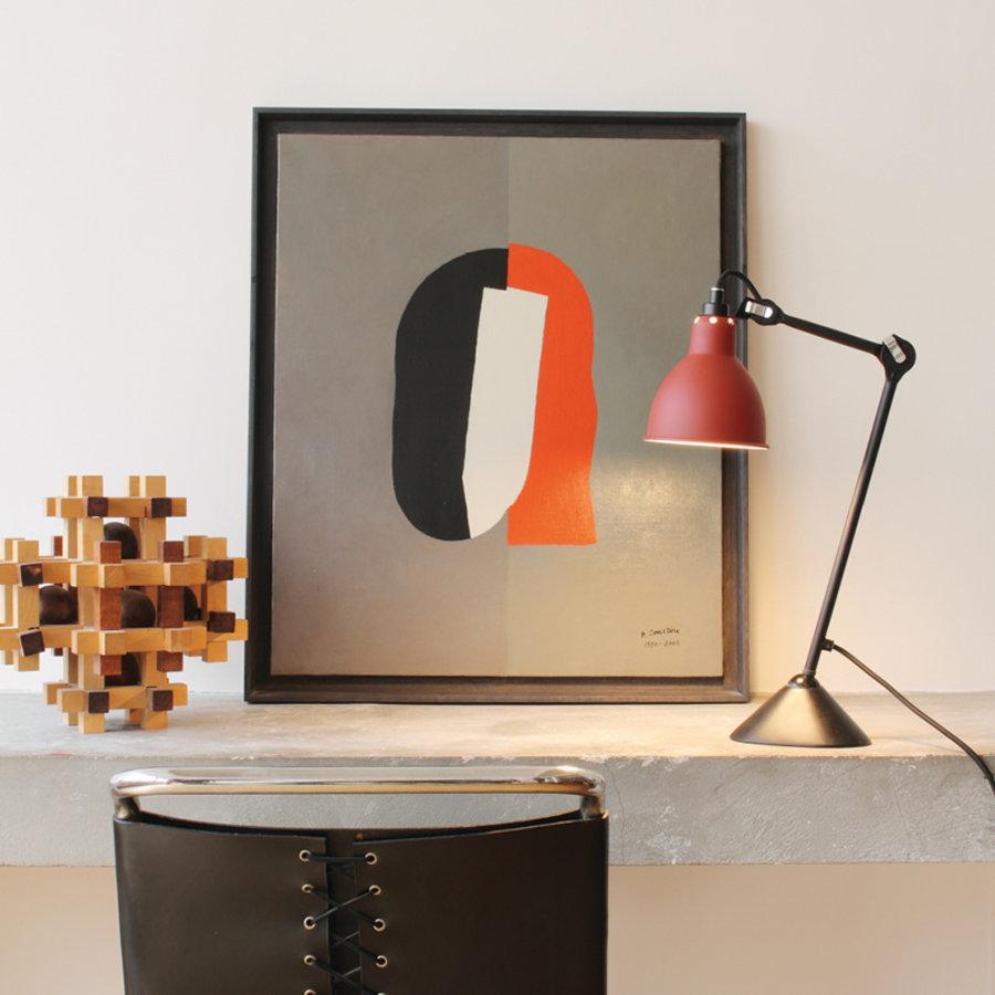 Tafellamp Lampe Gras N° 205