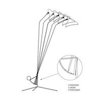 Vloerlamp Mantis BS1