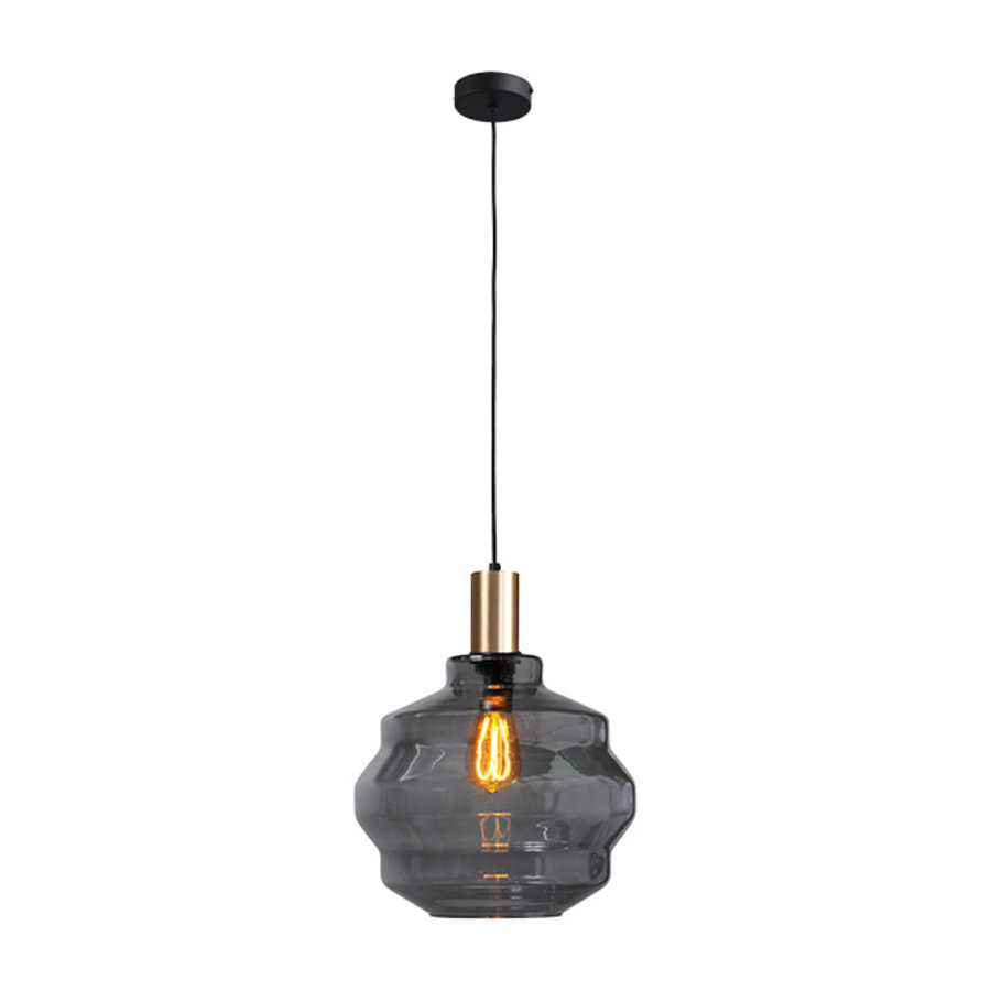 1-lichts hanglamp Porto Ball Ø 30 cm
