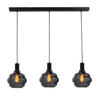 3-lichts hanglamp Porto Ball Ø 24 cm