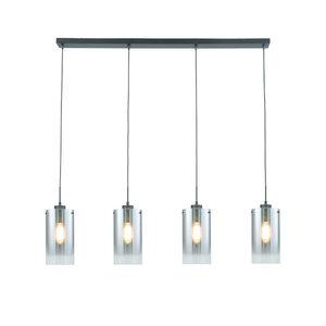 Freelight 4-lichts hanglamp Ventotto