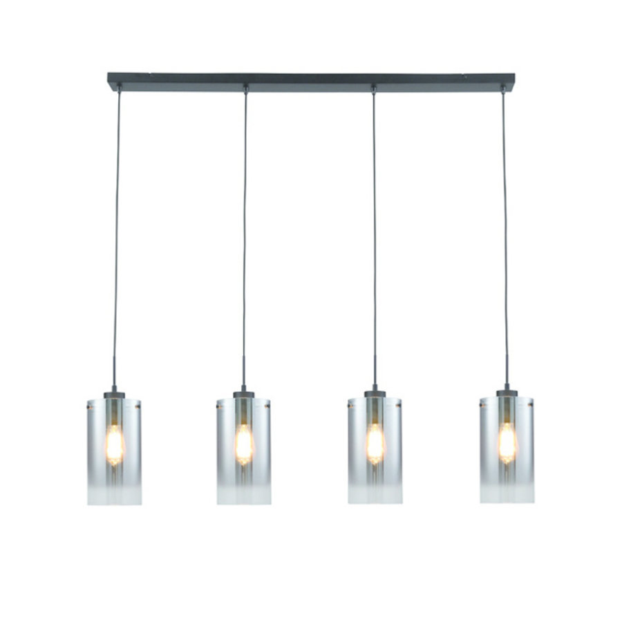 4-lichts hanglamp Ventotto