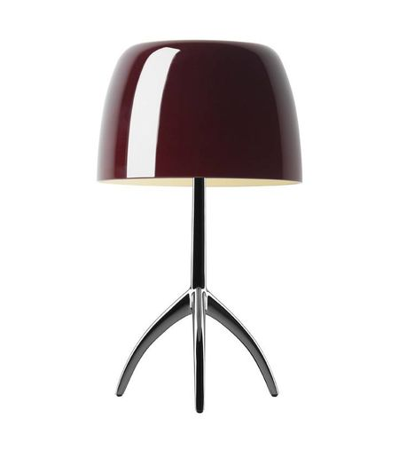 Lumiere Small Kersenrood