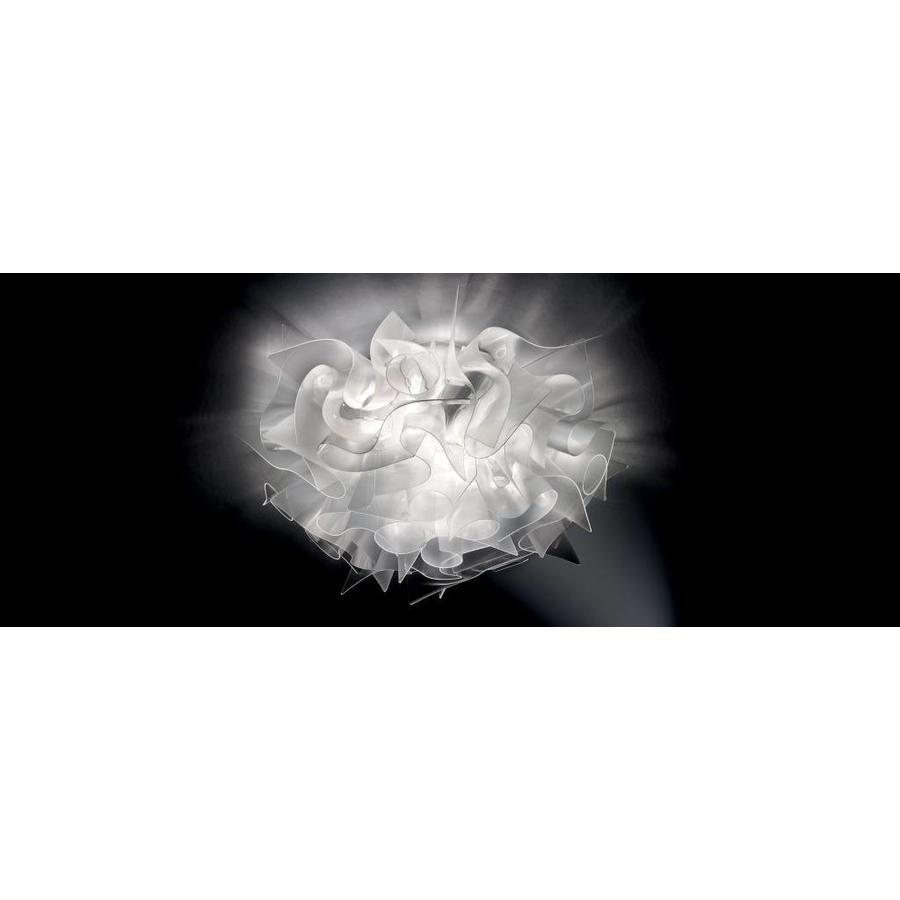 Wand-/plafondlamp Veli Medium Prisma