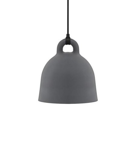 Bell Small Grey
