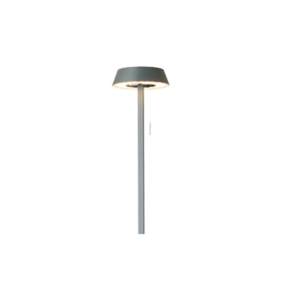 Dimbare Vloerlamp Glance Straight met geïntegreerde LED