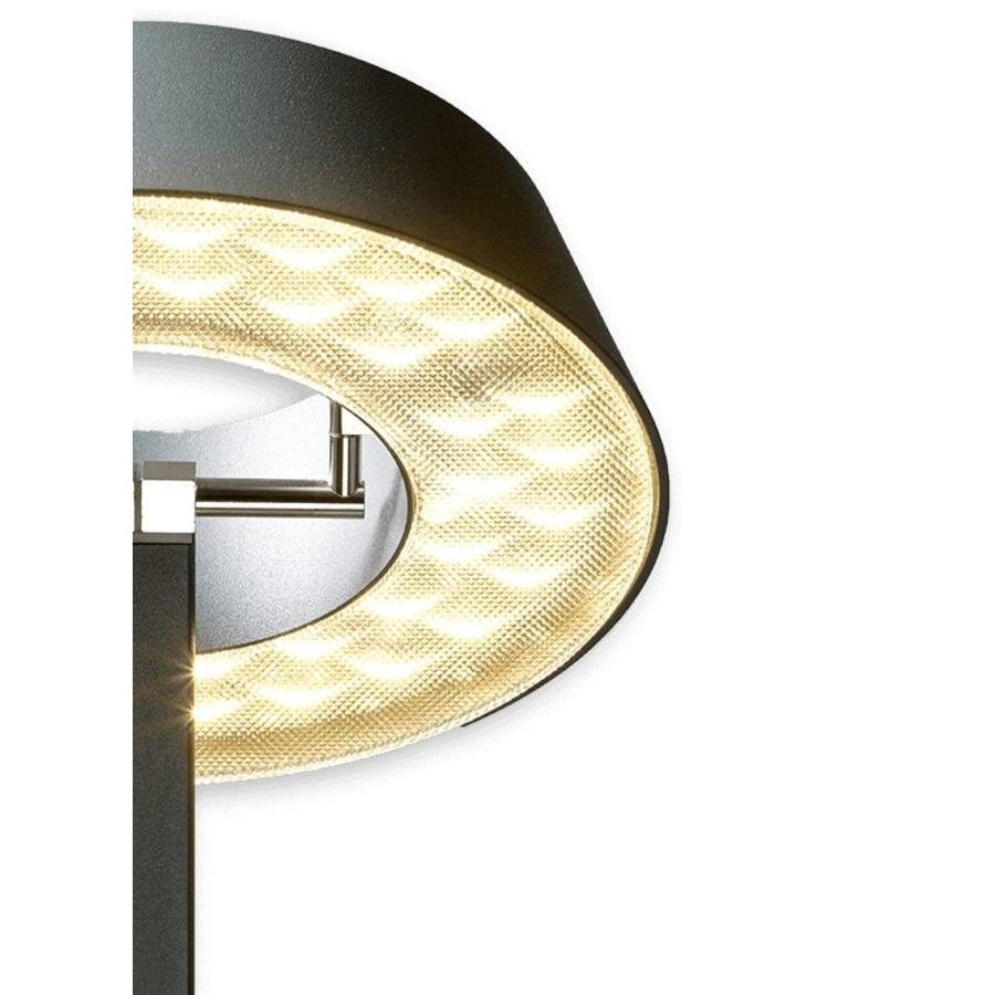 Vloerlamp Glance Curved