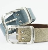 Deero Charmante Jeansblauwe riem (Fairtrade)