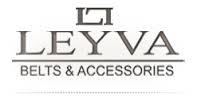 Nieuw! Exclusieve herenriemen van Leyva