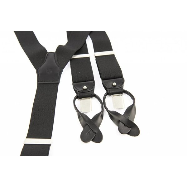 Luxe Zwarte Bretels