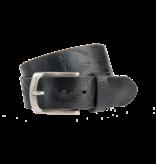 Eagle Belts Stoere, zwarte jeansriem - 40 mm breed