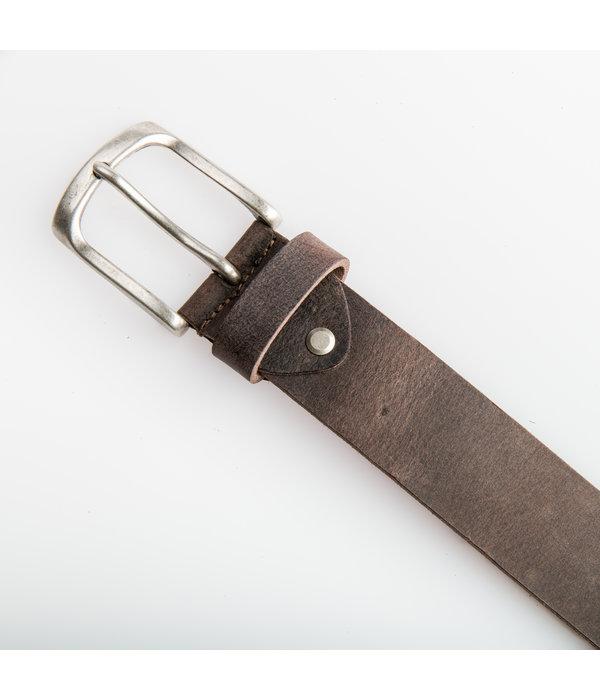 Eagle Belts Bruine Jeansriem - 40 mm breed