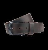 Eagle Belts Bruine Pull-up jeansriem - 40 mm breed