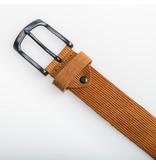 Eagle Belts Mooie bruine jeansriem - 40 mm breed