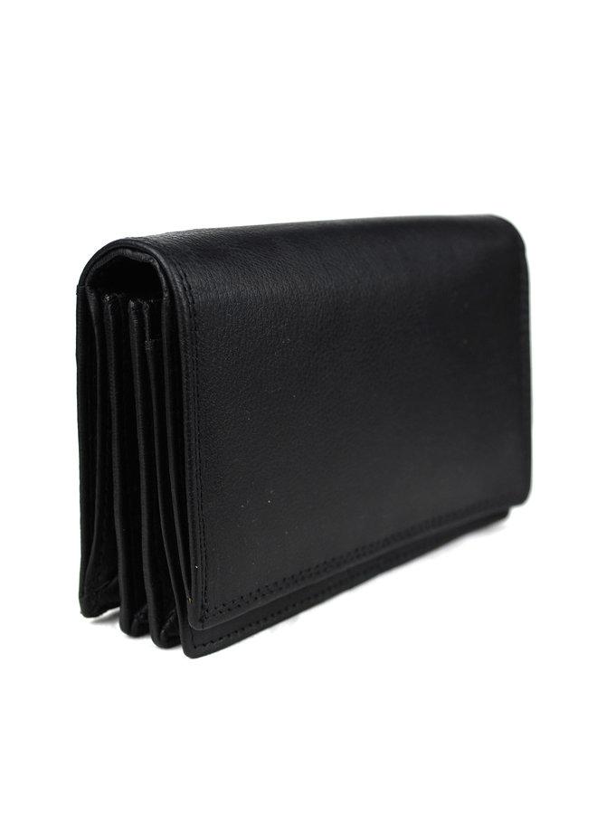 Damenbrieftasche Massi Milliano Leder (RS-101-6)