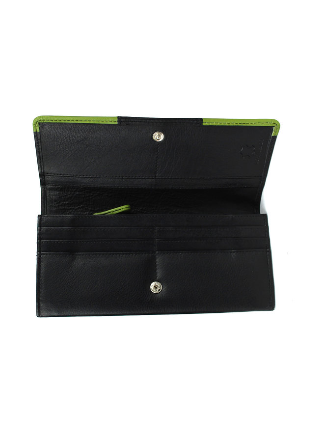 Damenbrieftasche Massi Milliano Leder (RG-009- (6 + 39)