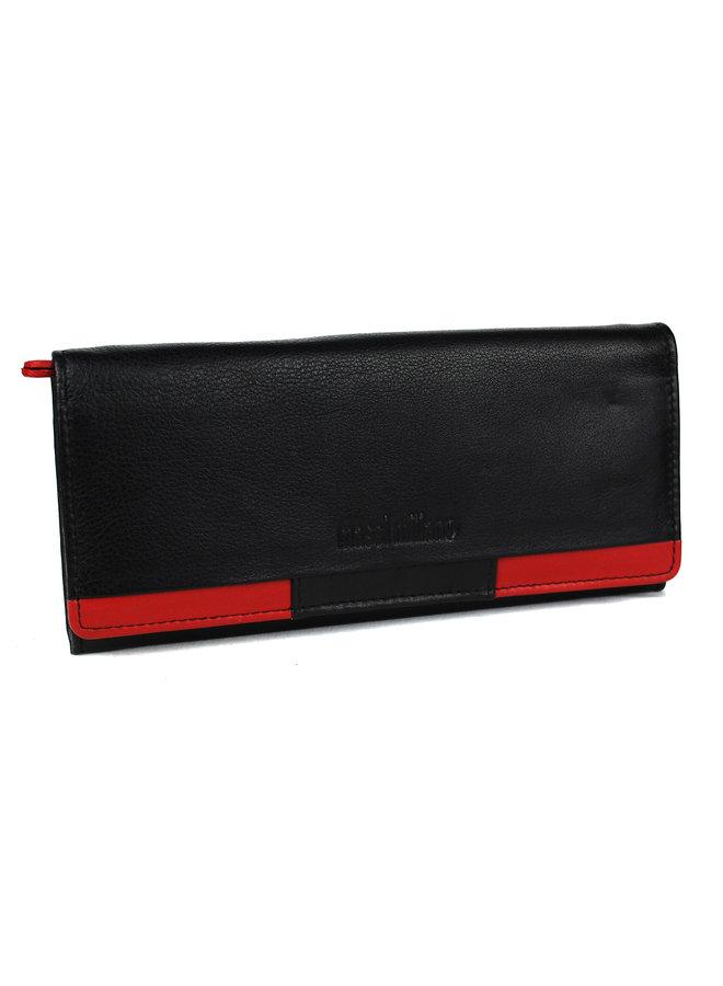 Damenbrieftasche Massi Milliano Leder (RG-009- (6 + 36)