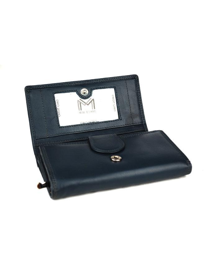 Damenbrieftasche Massi Miliano Leder (RS-083-8)