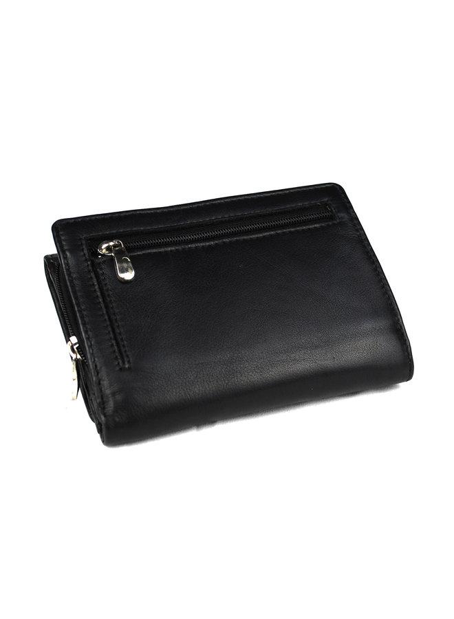 Damenbrieftasche Massi Miliano Leder (CL-50-6)