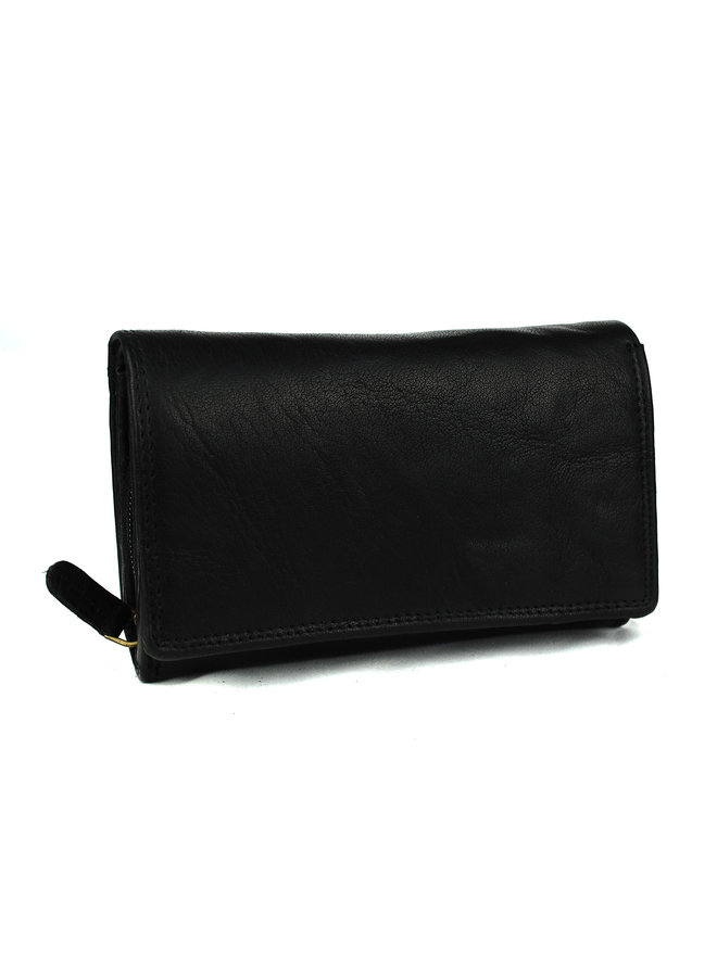 Brieftasche Damen Wild leder Büffel (FLRS-5016-2008-6)