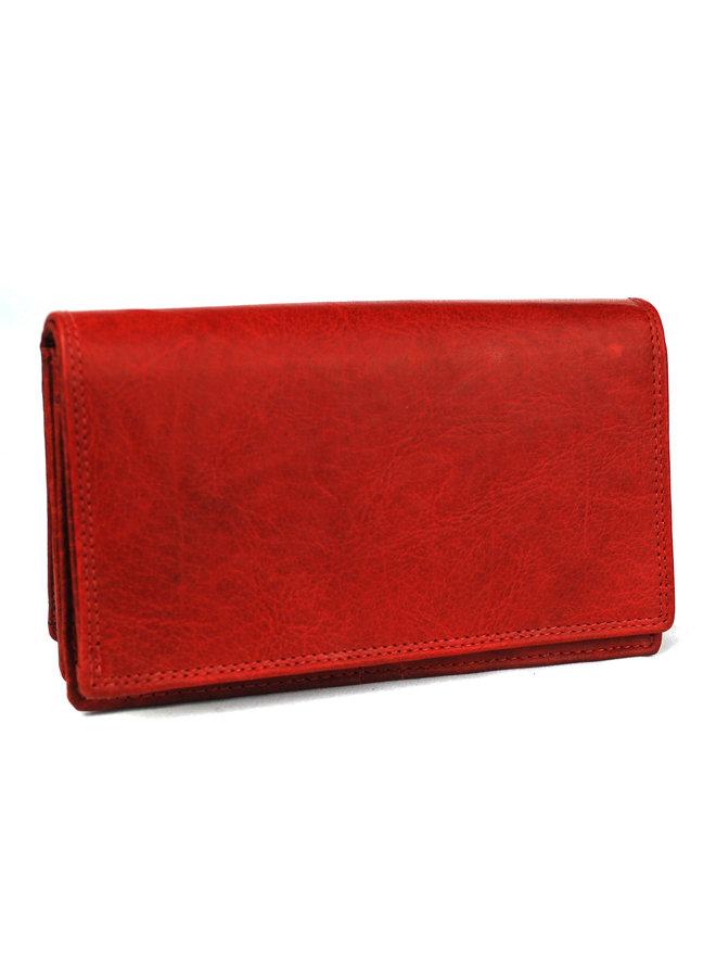 Brieftasche Damen Wild leder Buffalo (FLRS-5017-101-36)