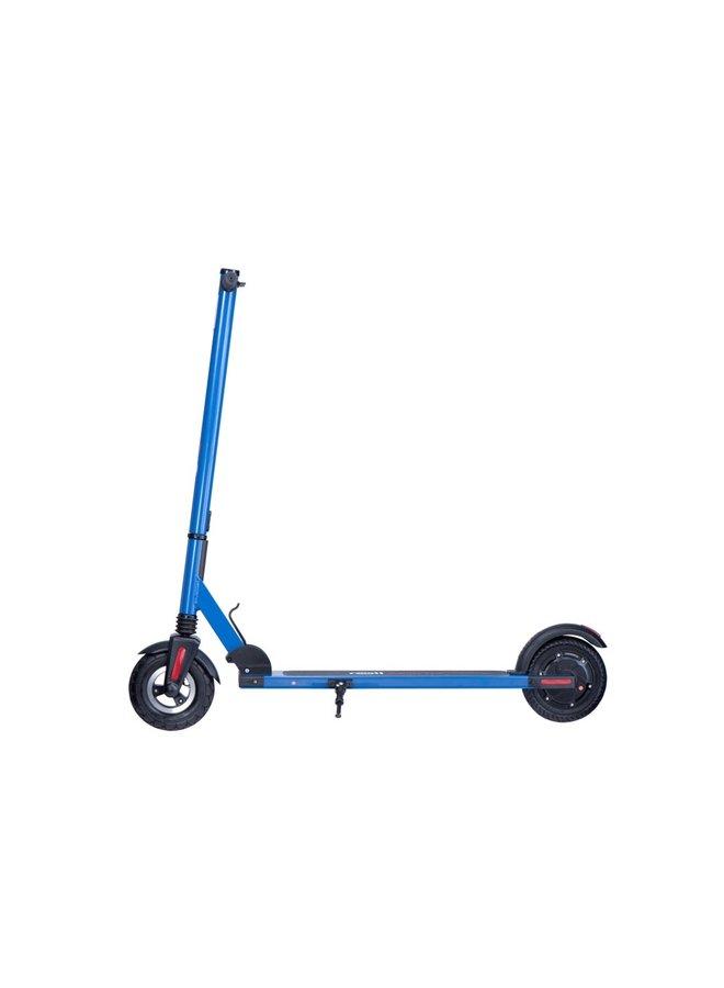 ROLLZONE ® ES02 elektrische step, 24 Volt Lithium, 250 watt (blauw)