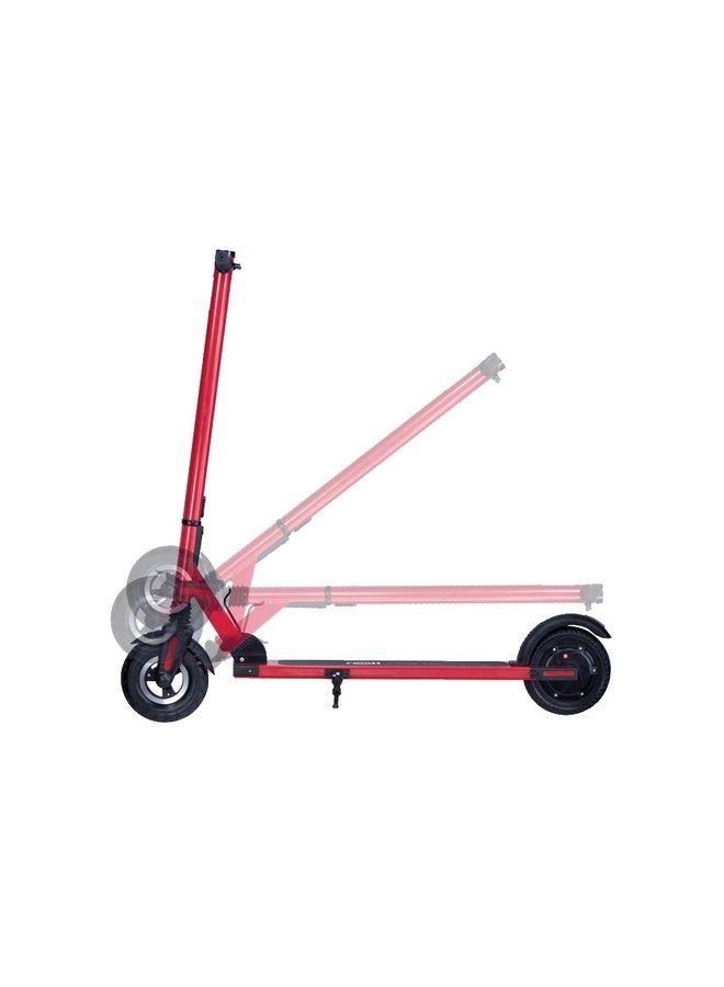 ROLLZONE ® ES02 elektrische step, 24 Volt Lithium, 250 watt (rood)