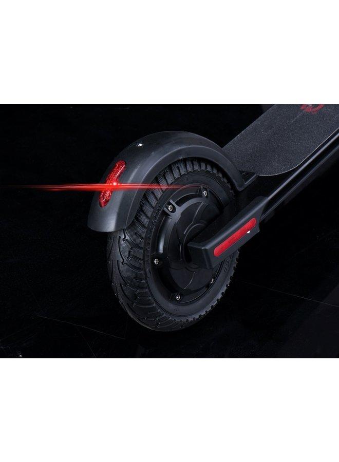 ROLLZONE ® ES06 elektrische step, 36 volt lithium, 350 watt (wit)