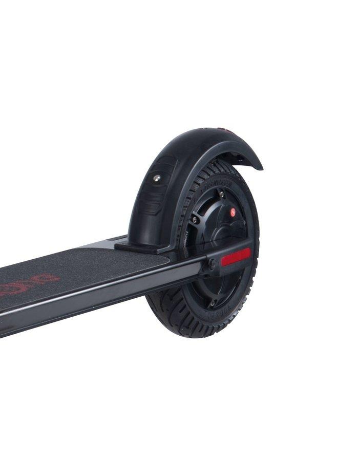 ROLLZONE ® ES02 elektrische step met zitje, 24 Volt Lithium, 250 watt (zwart)