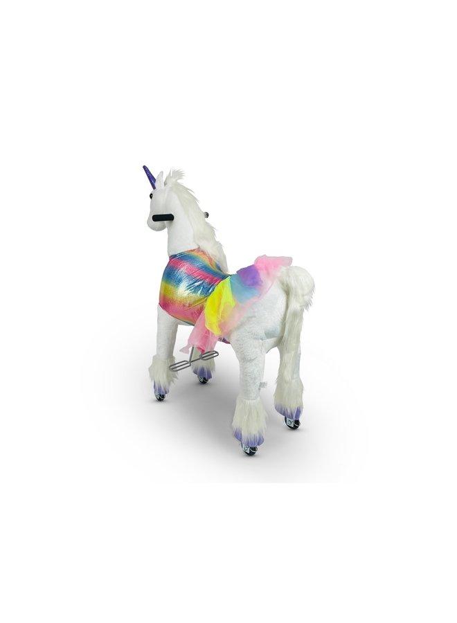 MY PONY door ROLLZONE®, ride on Unicorn, 4 - 10 jaar (MP2022-M)