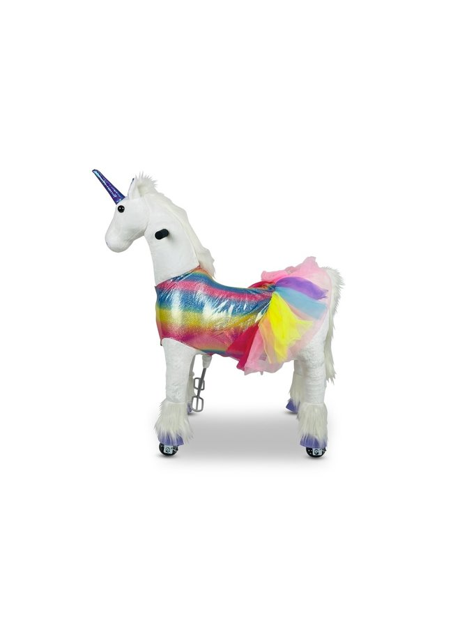 MY PONY by ROLLZONE ®, ride on Unicorn, 3 - 6 years (MP2022-S)