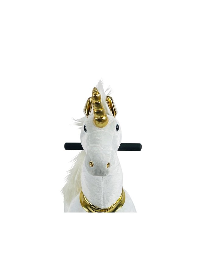 MY PONY door ROLLZONE®, ride on Unicorn, 4 - 10 jaar (MP2017-M)
