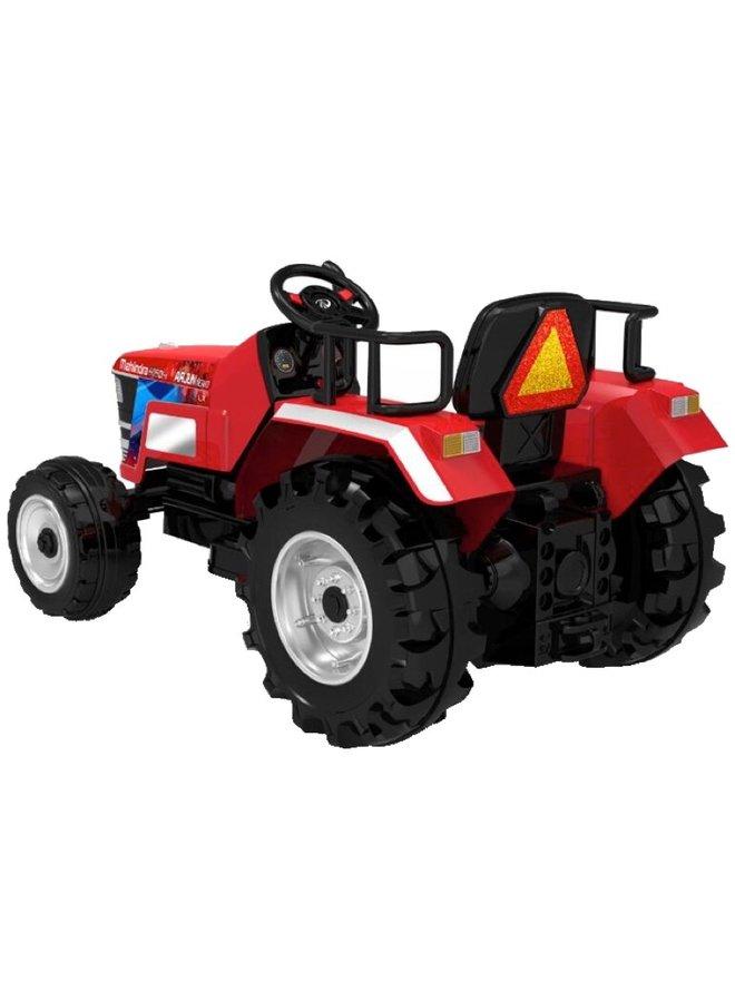 Tractor 12v, Muziekmodule (HL2788) (rood)