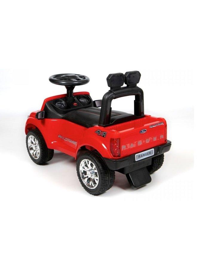Ford Ranger (DKP01) rood