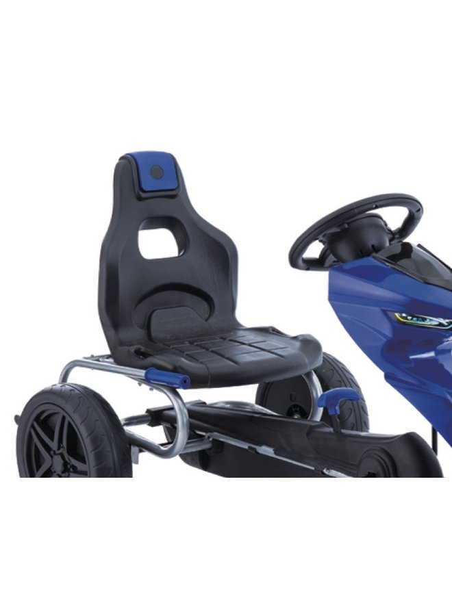 Go-Kart (1502) (blauw)