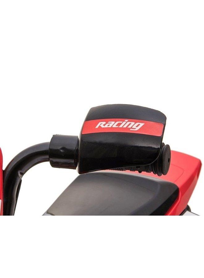Elektrische kinderdriewieler, 6 volt (GTM2288-A) (rood)