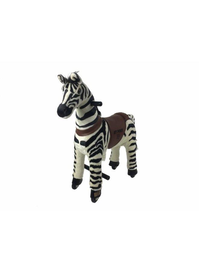 MY PONY®, rijden op zebra, MPS2001 (klein)