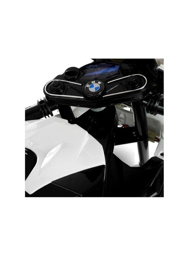 BMW S1000 12v, lederen stoel, rubberen EVA-banden (JT528) (zwart)